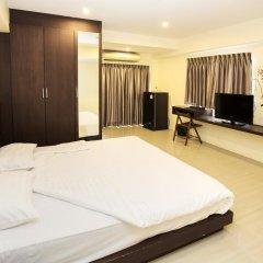 Отель The Loft Resort Bangkok 3* Улучшенный номер разные типы кроватей фото 3