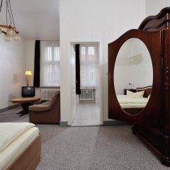 Отель Hotelpension Margrit 2* Стандартный номер с двуспальной кроватью фото 9