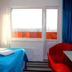 Мини-Отель Global Sky Стандартный номер с различными типами кроватей фото 22