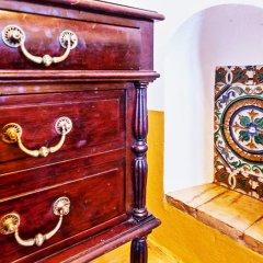 Отель Hospederia Antigua Стандартный номер с двуспальной кроватью фото 10