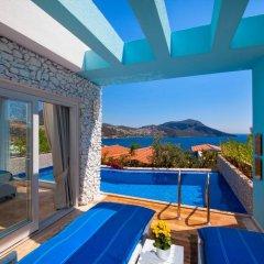 Asfiya Sea View Hotel Турция, Киник - отзывы, цены и фото номеров - забронировать отель Asfiya Sea View Hotel онлайн бассейн фото 4