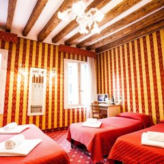 Отель Ca' Messner 5 Leoni 2* Стандартный номер с двуспальной кроватью