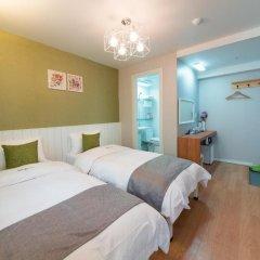 Hotel QB Seoul Dongdaemun 2* Стандартный номер с 2 отдельными кроватями фото 2