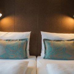 Отель Motel One Leipzig - Nikolaikirche 3* Стандартный номер с различными типами кроватей фото 5