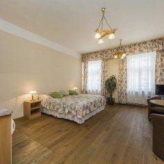 Отель Aparthotel Lublanka 3* Стандартный номер с 2 отдельными кроватями фото 4