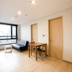 Отель Grid Inn 2* Студия с различными типами кроватей фото 2
