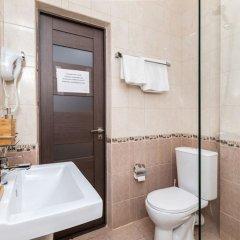 Мини-Отель Брусника Полежаевская Стандартный номер с различными типами кроватей фото 8
