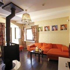 Гостиница Лесная Рапсодия Стандартный номер с двуспальной кроватью фото 15