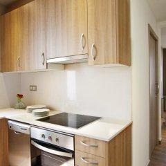 Отель Milà Apartamentos Barcelona Улучшенные апартаменты с различными типами кроватей