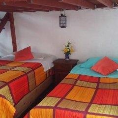 Hostel Mexico Df Airport Кровать в общем номере