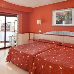 Отель H·TOP Calella Palace & SPA 4* Стандартный номер с различными типами кроватей фото 2