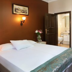 Sur Hotel Sultanahmet 3* Стандартный номер с двуспальной кроватью фото 2