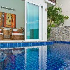 Отель Raya Beachloft бассейн фото 3