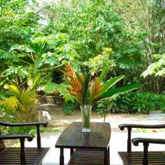 Отель Mr Tho Garden Villas 2* Бунгало с различными типами кроватей фото 4