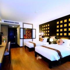 Crystal Palace Hotel 4* Номер Делюкс с различными типами кроватей фото 2