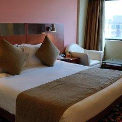 Отель The Suryaa New Delhi 5* Люкс повышенной комфортности с различными типами кроватей фото 2