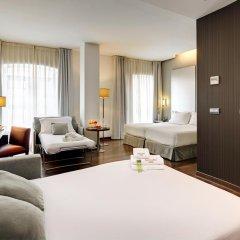Отель Sercotel Coliseo 4* Улучшенный номер с различными типами кроватей фото 2