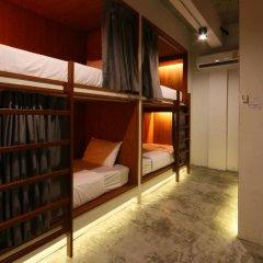 Once Again Hostel Кровать в общем номере фото 7