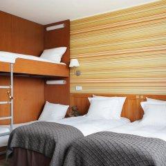 Oru Hotel 3* Стандартный семейный номер с разными типами кроватей