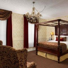Отель The Gatsby Mansion Канада, Виктория - отзывы, цены и фото номеров - забронировать отель The Gatsby Mansion онлайн комната для гостей фото 2