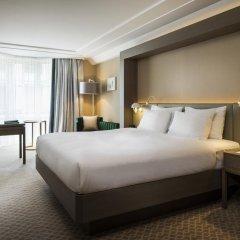 Отель Hilton Vienna Plaza 5* Представительский люкс фото 4