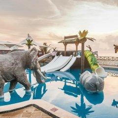 Отель Royal Solaris Cancun - Все включено Мексика, Канкун - 8 отзывов об отеле, цены и фото номеров - забронировать отель Royal Solaris Cancun - Все включено онлайн бассейн фото 14