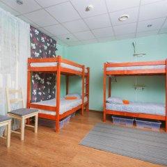 Хостел Кенгуру Кровать в общем номере с двухъярусными кроватями фото 3