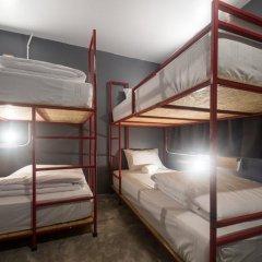 Bed Hostel Кровать в общем номере фото 13