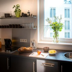 Almodovar Hotel Biohotel Berlin 4* Стандартный номер с двуспальной кроватью фото 10