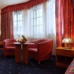 Отель Kavalir 3* Стандартный номер с различными типами кроватей фото 4