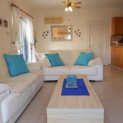 Отель Villa Charlotte Кипр, Протарас - отзывы, цены и фото номеров - забронировать отель Villa Charlotte онлайн комната для гостей фото 3