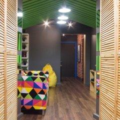 Хостел InDaHouse Кровать в общем номере фото 3