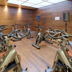 Отель Melia Avenida de America фитнесс-зал фото 2