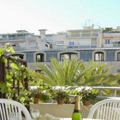 Отель Nice Fleurs Франция, Ницца - отзывы, цены и фото номеров - забронировать отель Nice Fleurs онлайн балкон