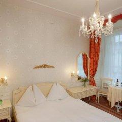 Pertschy Palais Hotel 4* Стандартный номер с различными типами кроватей