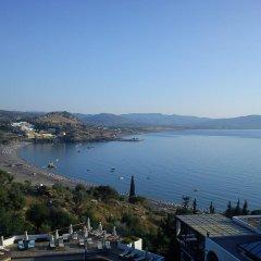 Отель Lindos Mare Resort Греция, Родос - отзывы, цены и фото номеров - забронировать отель Lindos Mare Resort онлайн пляж