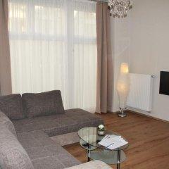 Апартаменты Stars Berlin Apartments Zillestraße Берлин комната для гостей