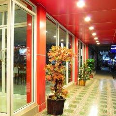 Отель Bangkok Residence Бангкок развлечения