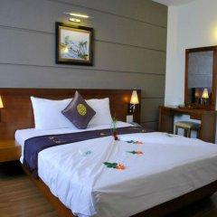 Barcelona Hotel Nha Trang 3* Улучшенный номер с разными типами кроватей фото 9
