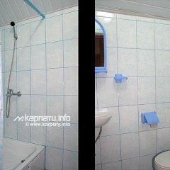 Гостиница Sadyba Zatyshok u Yolany ванная