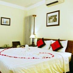 Отель An Hoi Town Homestay 2* Стандартный номер с двуспальной кроватью фото 3