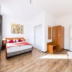 Отель ArtHotel City 3* Стандартный номер с двуспальной кроватью фото 6