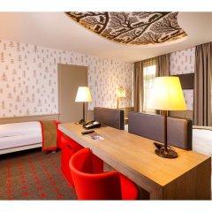 Отель Swiss Night by Fassbind 3* Стандартный номер с различными типами кроватей фото 6