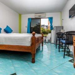 Отель Nong Guest House 3* Стандартный номер с различными типами кроватей фото 2