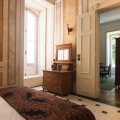 Отель The Independente Suites & Terrace Стандартный номер с различными типами кроватей