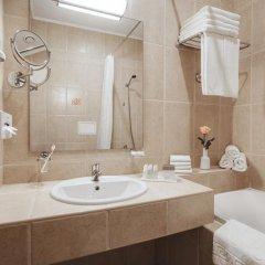 Бизнес Отель Континенталь 4* Люкс с различными типами кроватей фото 8
