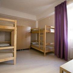 Апарт-Отель Открытие Кровать в общем номере с двухъярусными кроватями фото 3