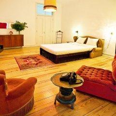 Отель Lisbon Calling Лиссабон комната для гостей