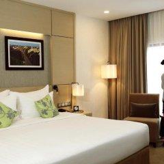 Отель The Ann Hanoi 4* Номер Делюкс с различными типами кроватей фото 10