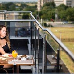 Plaza Hotel балкон